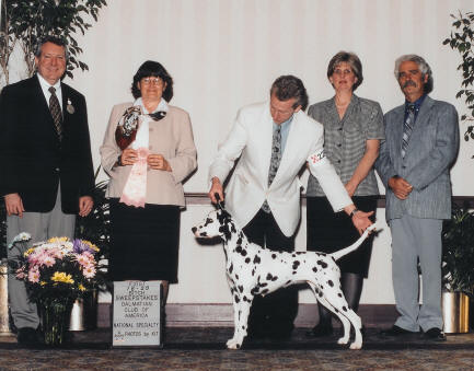 Dalmatian Club ofAmerica 2004 National Specialty